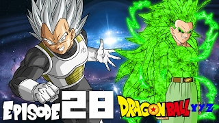 Dragon Ball XYZ: Episode 28 (Dark Goten Returns Saga - Episode 6)