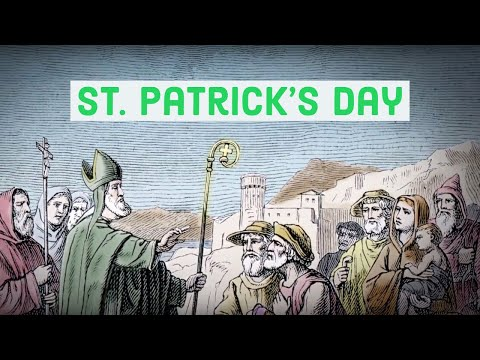St Patrick's Day   Catholic Central