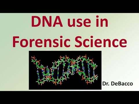 DNA Use In Forensic Science