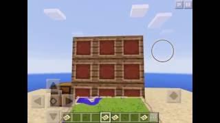 [MCPE] Minecraft'ta Duvar Haritası Nasıl Yapılır? 0.15.2