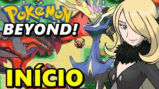 Pokemon Beyond (Hack Rom - GBA) - O Início