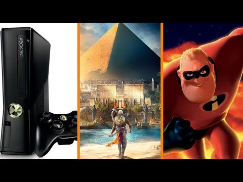 Xbox 360 for FREE (sort of) + Ubisoft SAFE from Takeover? + The Incredibles RETURNS - The Know