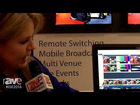 ISE 2016: Ensemble Designs Showcases BrightEye NXT Multi Image License