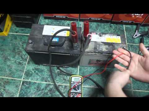 Как подключить аккумулятор 24 вольта