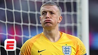 Should Jordan Pickford be England's No.1 goalkeeper at Euro 2020? | ESPN FC