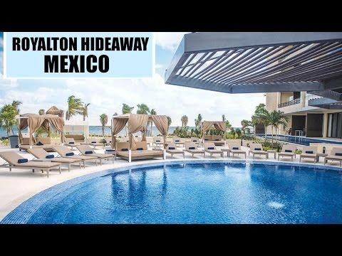 MEXICO | ROYALTON HIDEAWAY TOUR