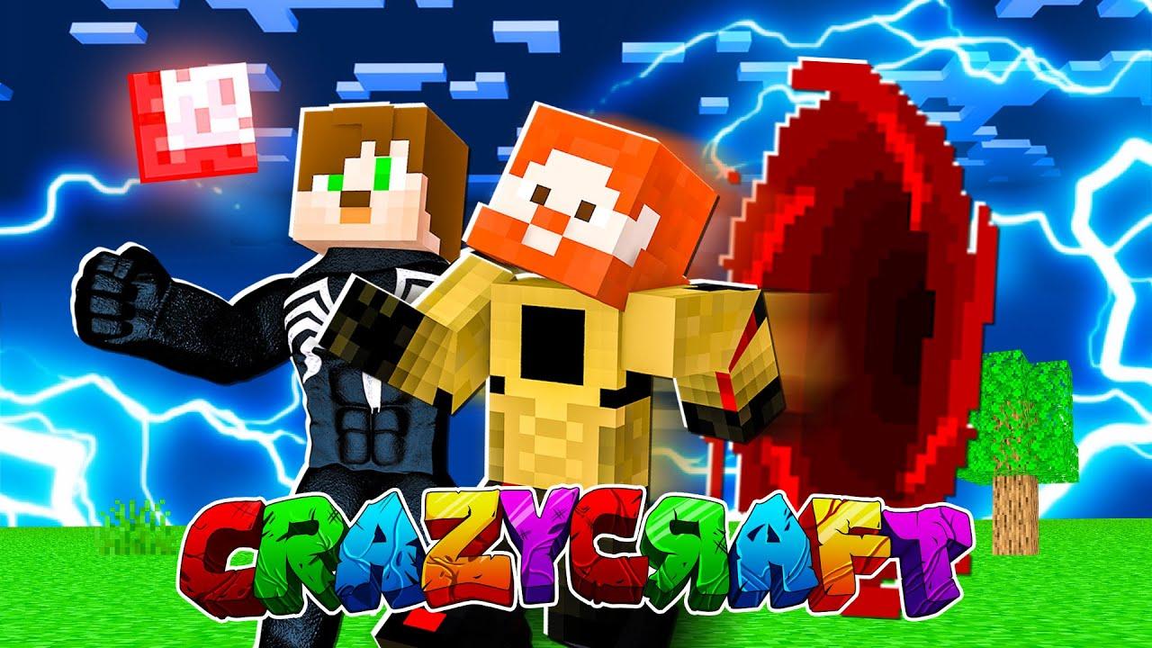 YENİ KÖTÜLÜK KULEMİZ #5 Minecraft Crazy Craft 2