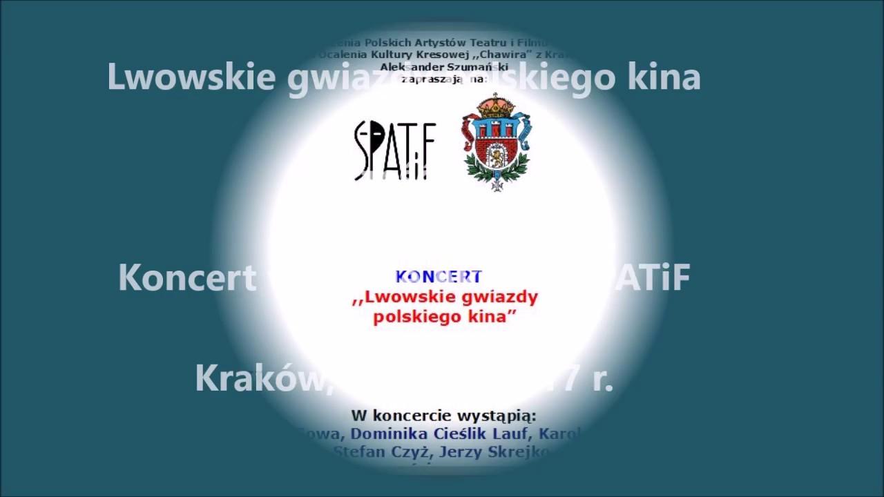 Lwowskie gwiazdy polskiego kina  cz. 2