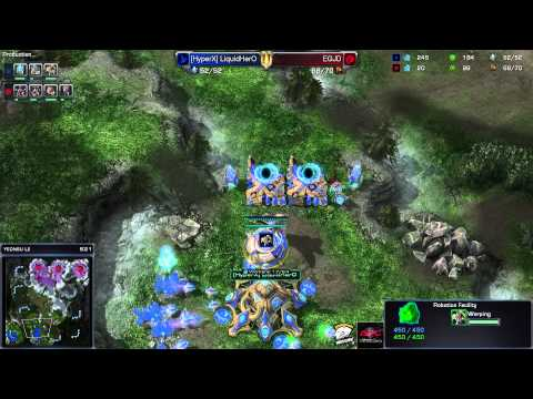 Кампания Starcraft 2 Heart of the Swarm
