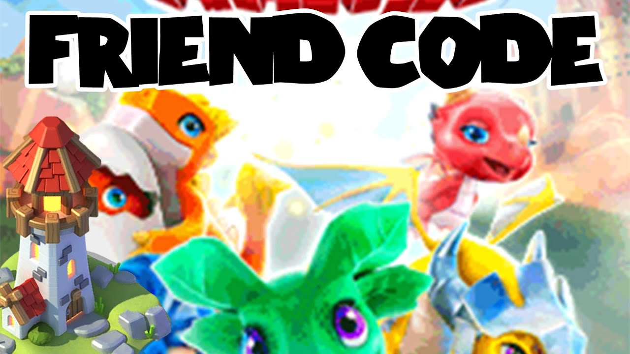 How to use Friend Code - Dragon Mania Legends