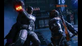 Batman™: Arkham Origins GAMEPLAY [ITA] Batman vs Deathstroke