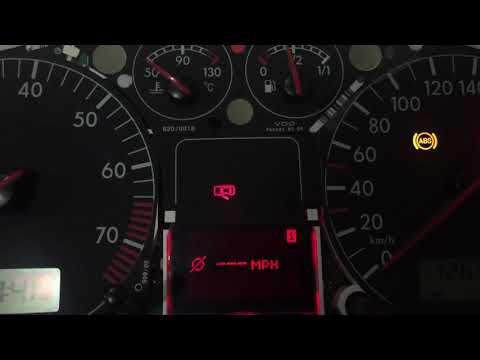 Drivers Door Open With Ccm 1J0