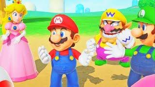 Super Mario Party: E vai rolar a festa!!!
