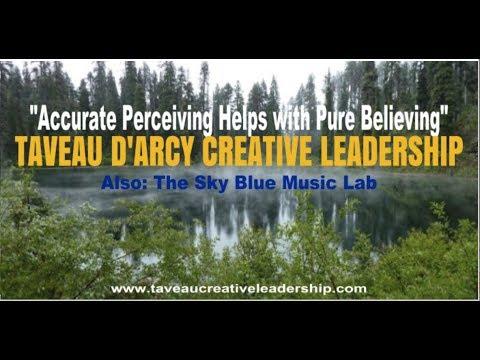 Taveau Creative Leadership #1 Holy Spirit of God's Might