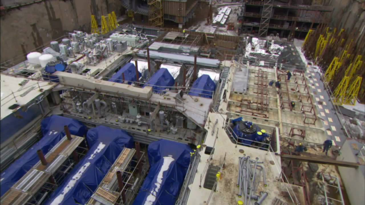 Oasis of the Seas: Building Incredible - YouTube Oasis Of The Seas Construction
