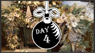 Christmas Mantle Challenge hosted by Arlynn & Kim |Winter Wonderland Day 4