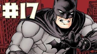 BATMAN Arkham City Gameplay Walkthrough - Part 17 - Fail Boss (Let