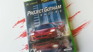 Classic Game Room - PROJECT GOTHAM RACING review for Xbox