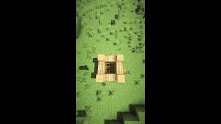 Minecraft | Rabbit Trap #Shorts