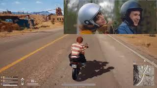 PUBG | Funny Moment #2 - Những pha lái xe ngu người =))
