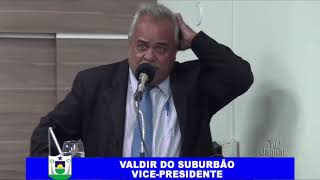 Valdir do Suburbão Pronunciamento 05 07 2018
