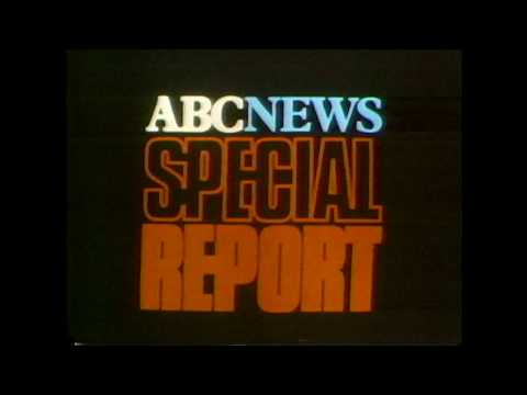 ABC News Special Report within World News Tonight Oct 1981