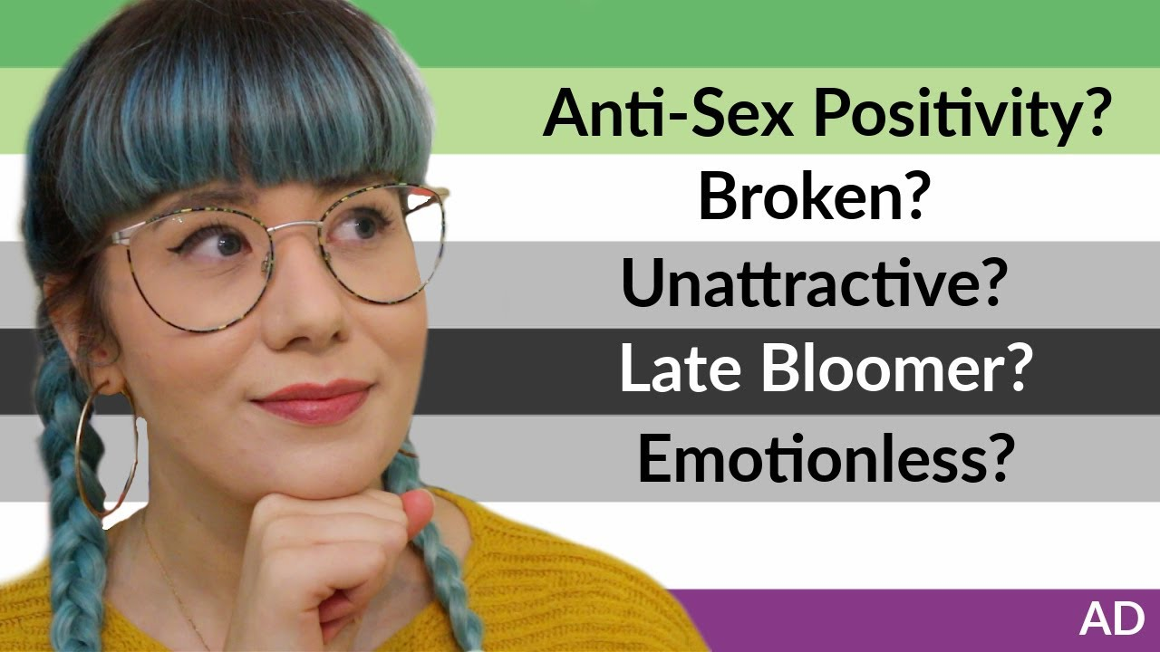 Debunking Asexual and Aromantic Myths (AD)