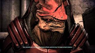 Mass Effect 3 Chronicles : Chapter 11 - The Cure for the Krogan