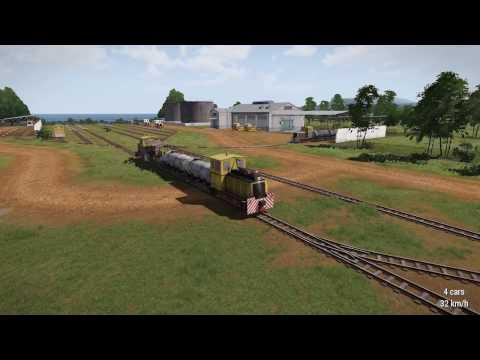 Мод Advanced Train Simulator (ATS) для ARMA 3