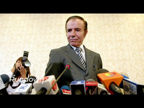 How Will Argentina And The Jewish Community Remember Carlos Menem?