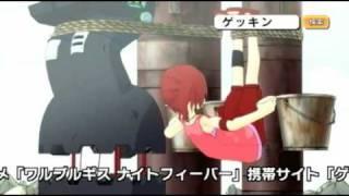 携帯コミックサイト「ゲッキン」にて、 ショートアニメ『SOS TV ワルプ...