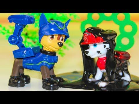 Щенячий патруль Все серии подряд Герои в масках Мультик для детей Paw Patrol игрушки Видео для детей