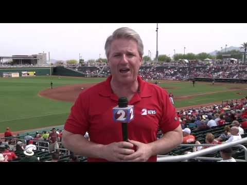 Jack Pohl Reds Spring Training: Chapman injury player reaction