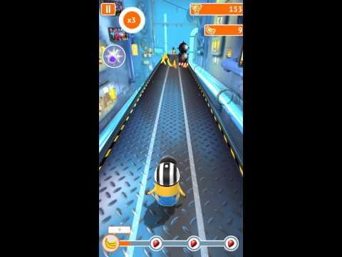 Обзор игры Гадкий Я на Android
