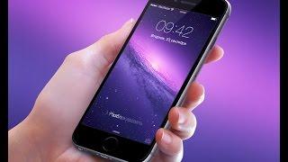 Как установить, поменять обои на айфон iPhone