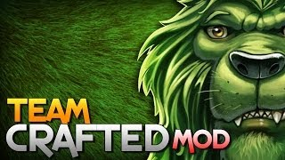 Minecraft: WeedLion from the Team Crafted Mod (Mod Showcase)