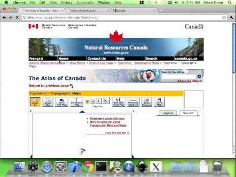 The Canadian NTS System for OSM