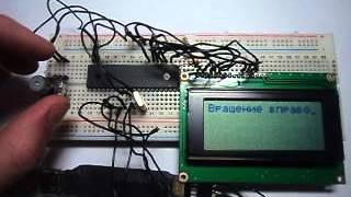 Урок 16. Работа с энкодером в BASCOM-AVR