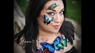2014 face painting year end review Thumbnail