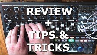 Review: Arturia Minibrute 2S + Modular Synth Tips & Tricks