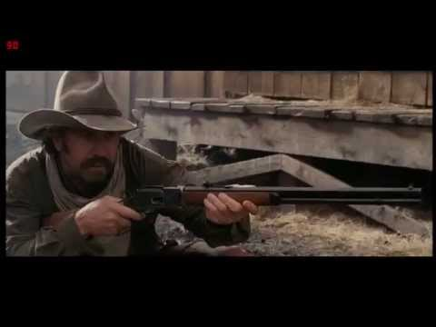Open Range big gun fight