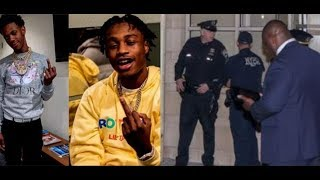 A Boogie Affiliate Lil Tjay Wont Be Charged With Attempted Murder Bronx Shooting..DA PRODUCT DVD