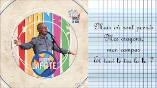 Joseph Lafitte - C'est la rentrée