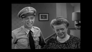 The Andy Griffith Show   S04E08 Opies Ill Gotten Gain