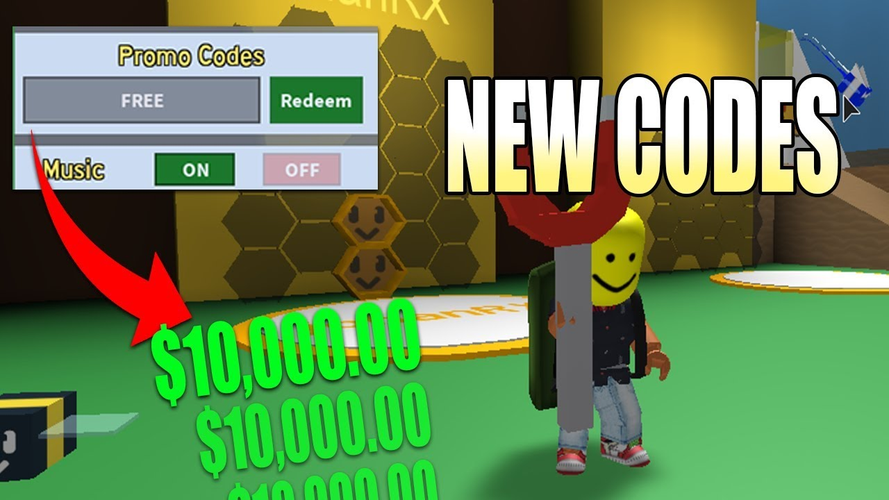 Legendary New Bee Swarm Simulator Promo Codes Roblox Bee Swarm