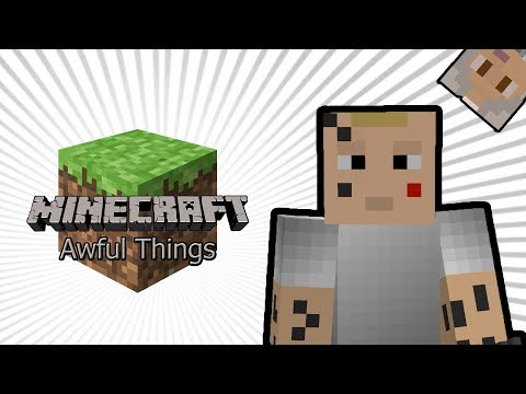 Lil Peep - Awful Things  в Minecraft