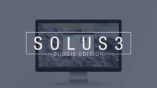 Solus 3 Budgie - Лучший дистрибутив Linux для Web-разработки и не только.