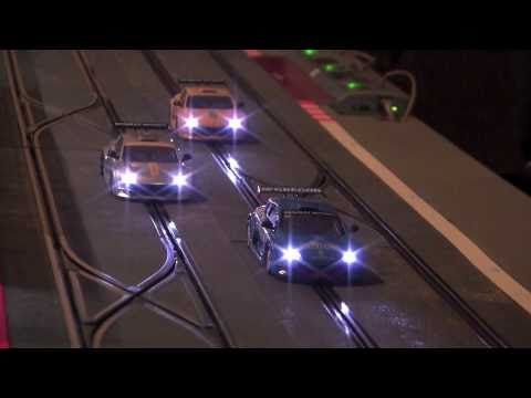 Digital Slot Car – Renault Megane Trophy presentation
