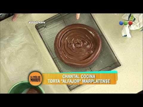 Receta: Torta alfajor marplatense - Especial La Peña de Morfi
