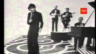 Sandro INEDITO,Rosa rosa Chile 1975.